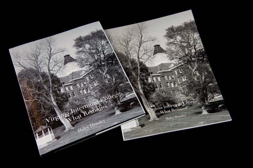 Photography books of Virginia Intermont College in Bristol, VA