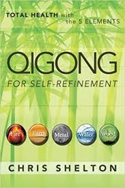 Chris Shelton Qigong Book